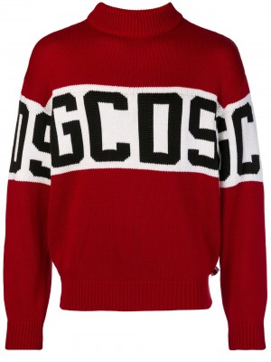 Band and Logo Sweater