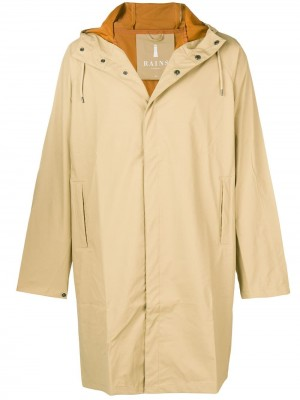 Concealed Fastening Hooded Trench