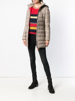 Cappotto SAVE THE DUCK Nut brown