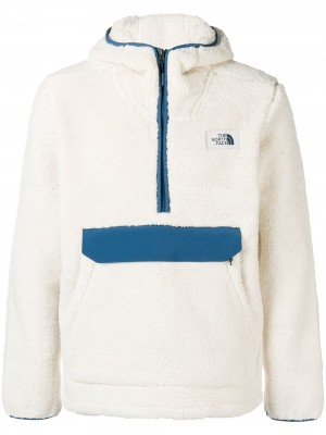 Giubbotto THE NORTH FACE Vintage white shy blu