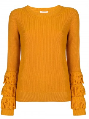 Ribbed Design Jumper