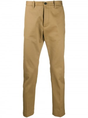 Pantalone NINE IN THE MORNING Cammello