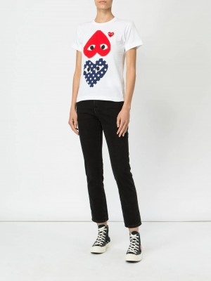T-shirt Comme Des Garcons Play | Di Pierro Brand Store