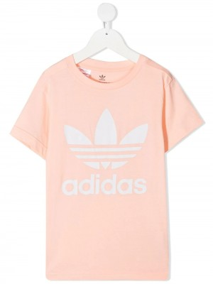 T-shirt ADIDAS KID Corallo