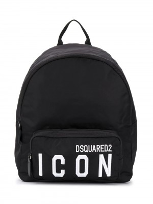 Borsa DSQUARED2 KIDS Nero
