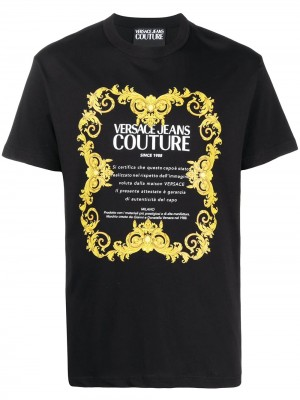 T-shirt Versace Jeans Couture   Di Pierro Brand Store