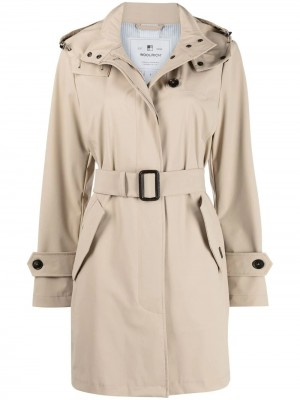 Woolrich Trench Coat | Di Pierro Brand Store