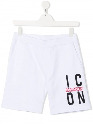 Short DSQUARED2 KIDS White