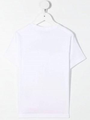 T-shirt DSQUARED2 KIDS White