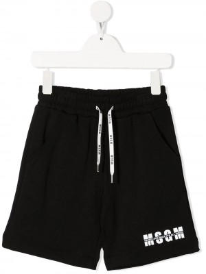 Short MSGM KIDS Nero