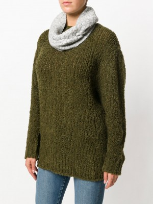 Woolrich Ring Scarf - Scarves