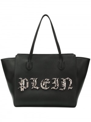 Borsa PHILIPP PLEIN Black nickel
