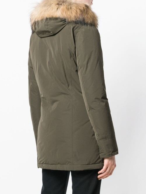 Luxury Arctic Parka Model Jacket