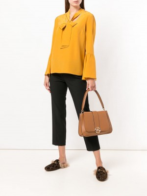 Top MICHAEL by MICHAEL KORS Marigold