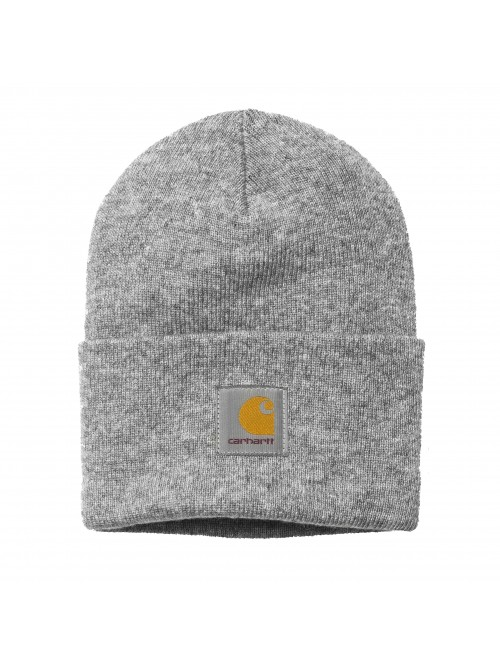 Cappellino CARHARTT Grey heather UOMO CARHARTT V600 - Grey heather