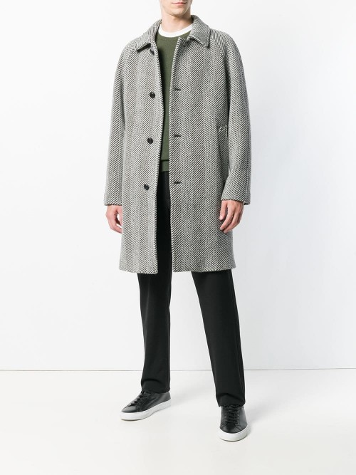 Marcello Model Coat