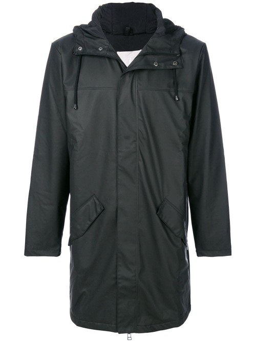 Giacca RAINS Black UOMO RAINS BLA - Black