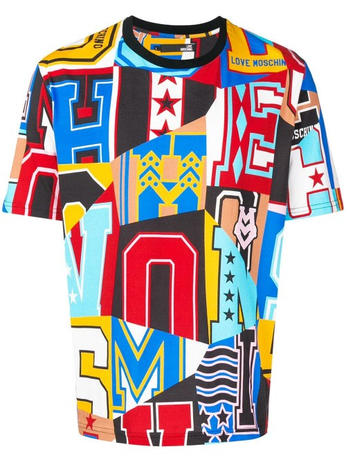 T-shirt LOVE MOSCHINO Multi