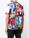 T-shirt LOVE MOSCHINO Multi UOMO LOVE MOSCHINO 0008 - Multi