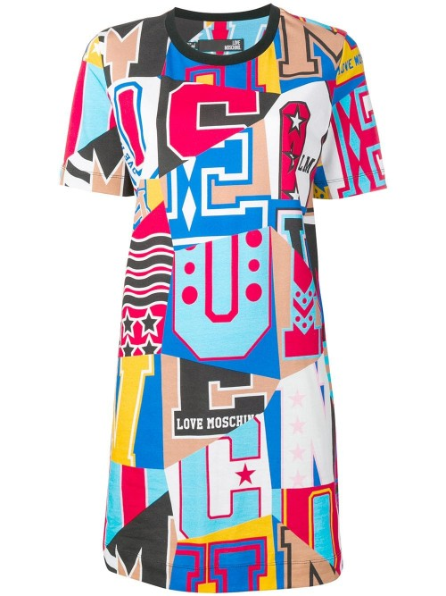 Abito LOVE MOSCHINO Multi