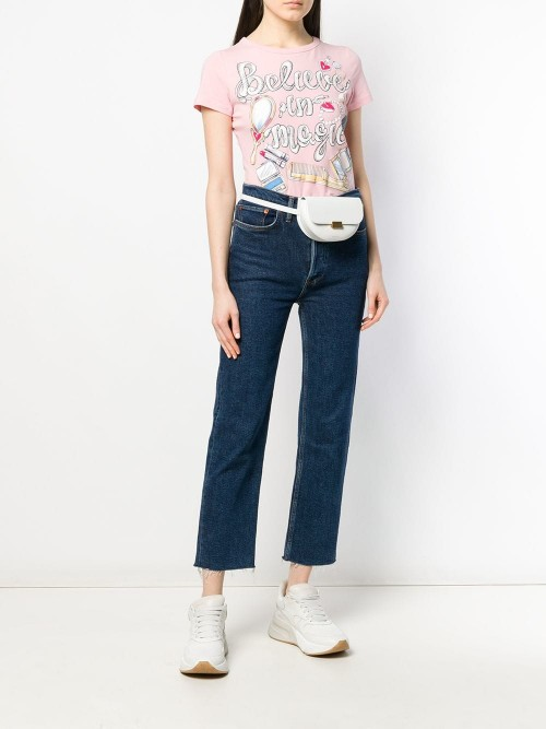 T-shirt LOVE MOSCHINO Pink