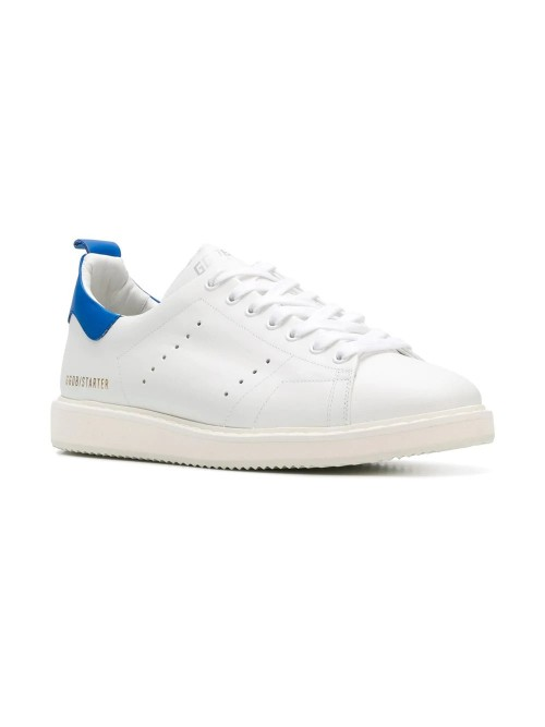 Scarpe GOLDEN GOOSE DELUXE BRAND White leather-black