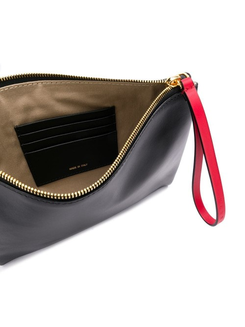 Pochette MARNI Black brown
