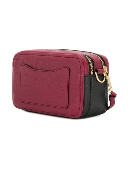Borsa MARC JACOBS Burgundy multi