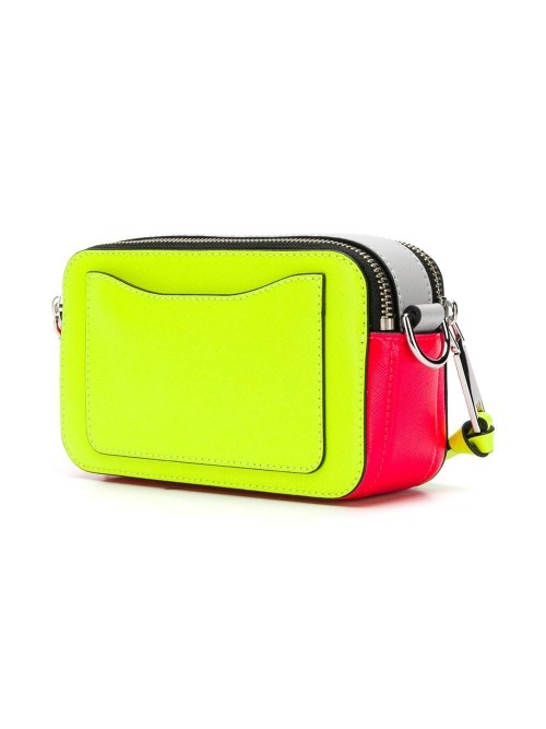 Borsa MARC JACOBS Yellow multi