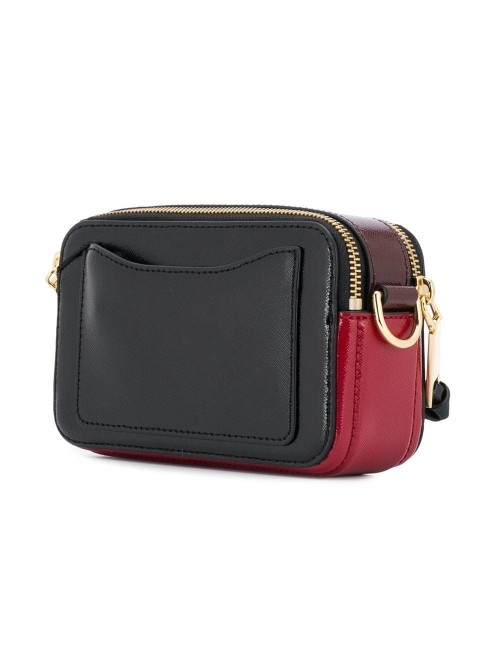 Borsa MARC JACOBS Black red DONNA MARC JACOBS 011 - Black red