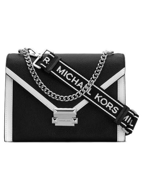 Borsa MICHAEL by MICHAEL KORS Black white