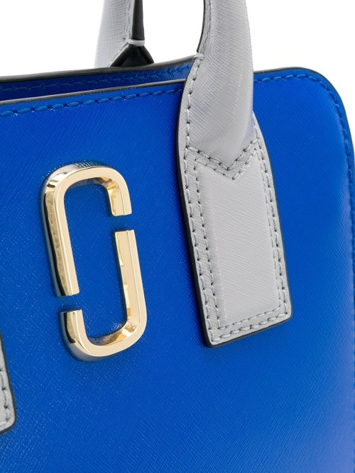 Borsa MARC JACOBS Blu multi