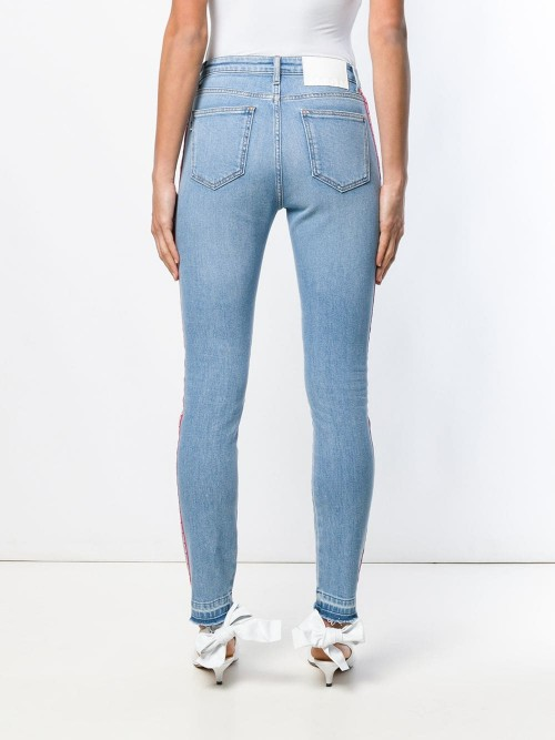 Pantalone MSGM Denim DONNA MSGM 82 - Denim