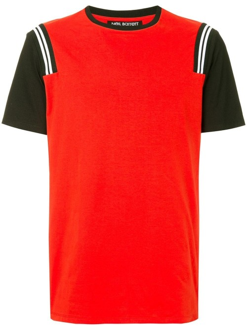 T-shirt NEIL BARRETT Red