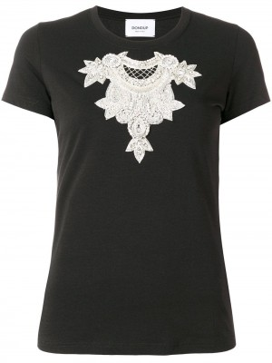 T-shirt DONDUP Nero