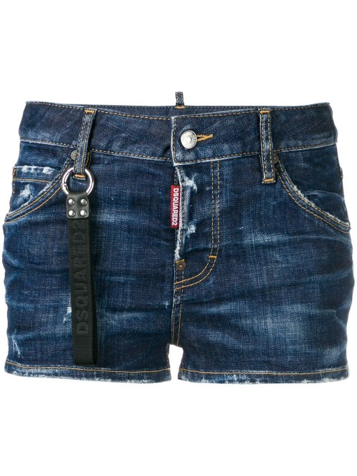 Short DSQUARED2 Denim