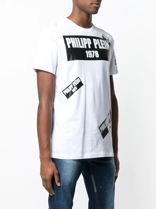 T-shirt PHILIPP PLEIN White