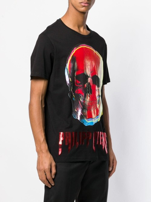 T-shirt PHILIPP PLEIN Black