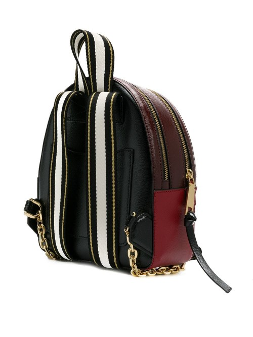 Borsa MARC JACOBS Black red