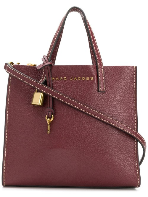 Borsa MARC JACOBS Burgundy
