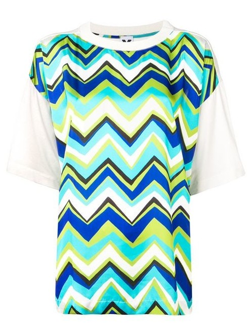 T-shirt MISSONI Multicolor
