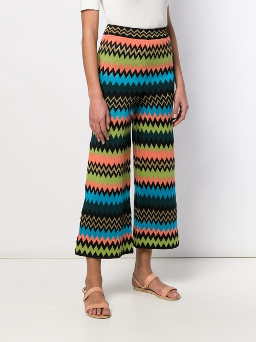 Pantalone MISSONI Multicolor DONNA MISSONI S7167 - Multicolor