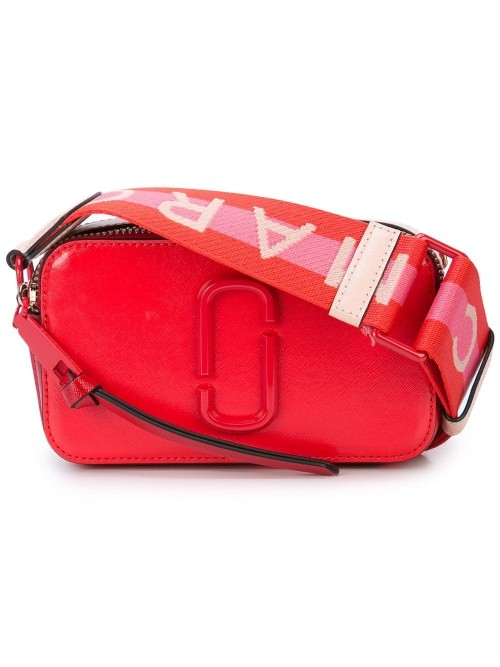 Borsa MARC JACOBS Poppy  red multi