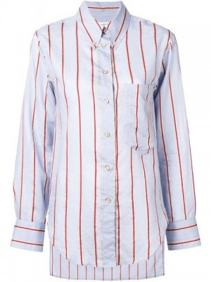 Yvana Striped Shirt