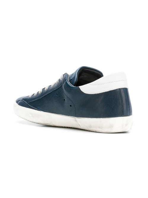 Scarpe PHILIPPE MODEL Blue white