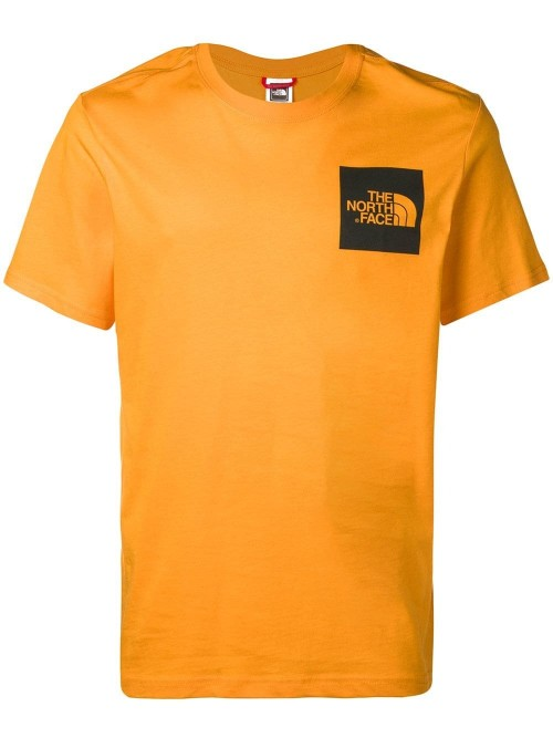 T-shirt THE NORTH FACE Arancio