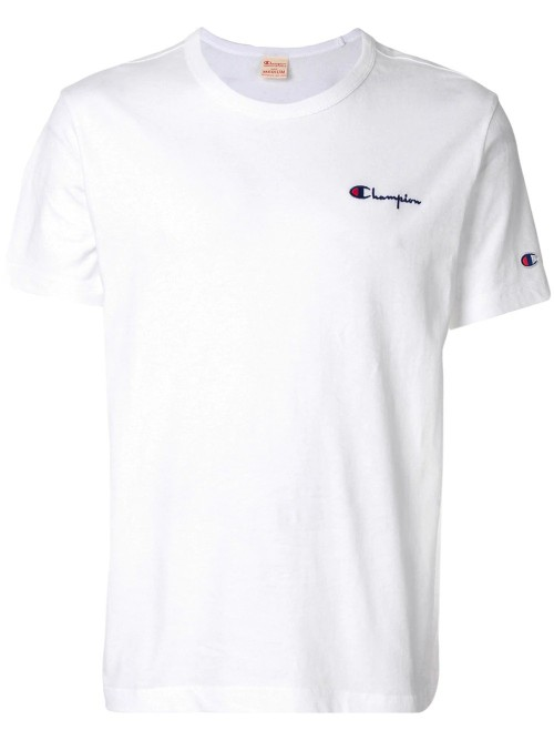 T-shirt CHAMPION White