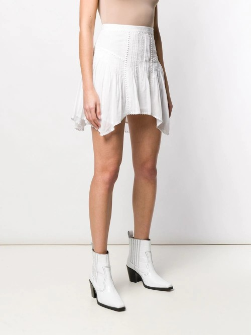 Gonna ISABEL MARANT ETOILE White