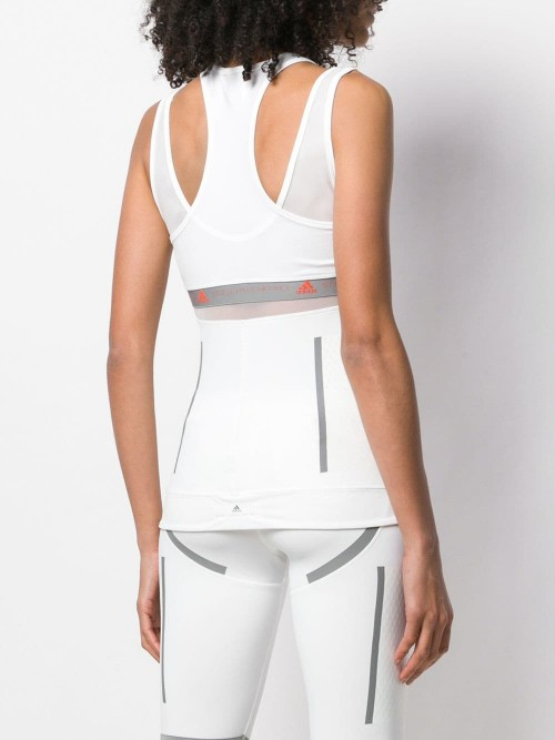 Canotta ADIDAS BY STELLA MCCARTNEY Bianco