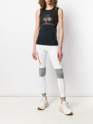 Leggings ADIDAS BY STELLA MCCARTNEY Bianco